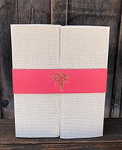 3 Bottle Gift Box - Red Band