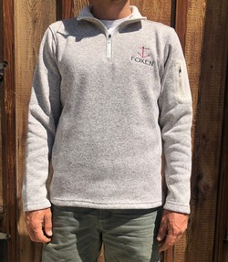 Men's 1/4 Zip Fleece